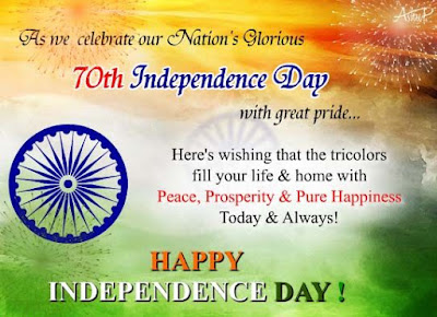 Happy Independence Day Image 2018