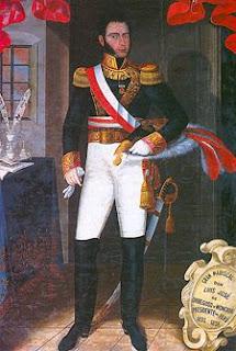 José Luis Orbegoso (1833  - 1835)