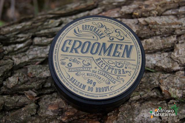 Groomen - Balsam do brody