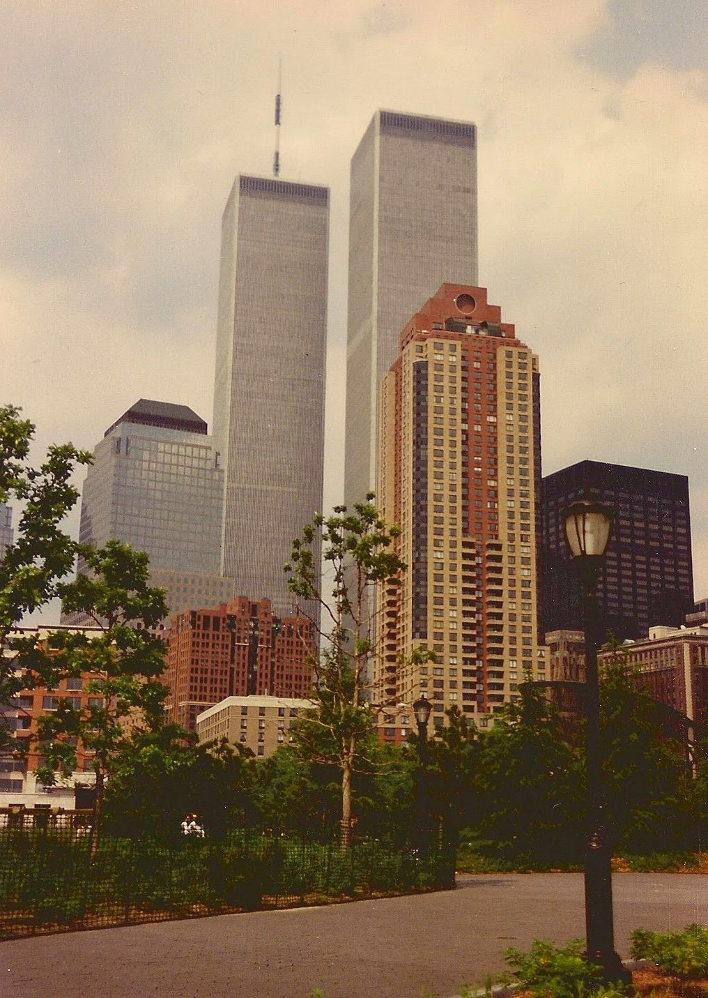 New York Bilder Usa Bilder New York Omkring 1990 Del 1