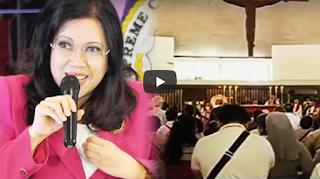 WATCH: Sereno Tumawag Na Sa Mga Santo Kasama Dilawan Para Makalusot Sa Gusot