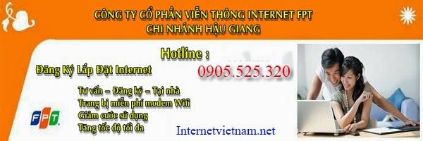 Đăng Ký Lắp Đặt Wifi FPT Thành Phố Vị Thanh