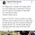 """Nguyễn Đăng Quang lại cổ súy cho """"Tổ đồng thuận"""" gây loạn?"""