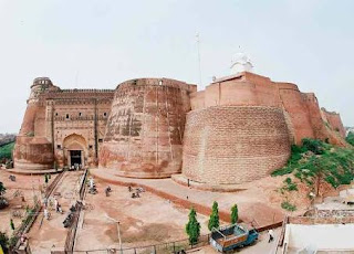 History of Qila Mubarak Fort Bathinda - किला मुबारक का इतिहास