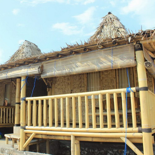 Tinuku Bamboo Lengkung Sadranan Bungalow Implements Truthfully Tropical Coastal Village Architecture Design