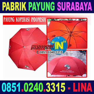Jual Payung Promosi Murah Surabaya