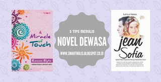 5 tips menulis novel dewasa