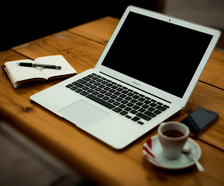 Macbook, Air, Pen, Notebook, Coffe, Espresso, Blog, Launching, Launch, Living, Online, Successfully
