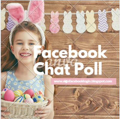 Facebook Chat Poll
