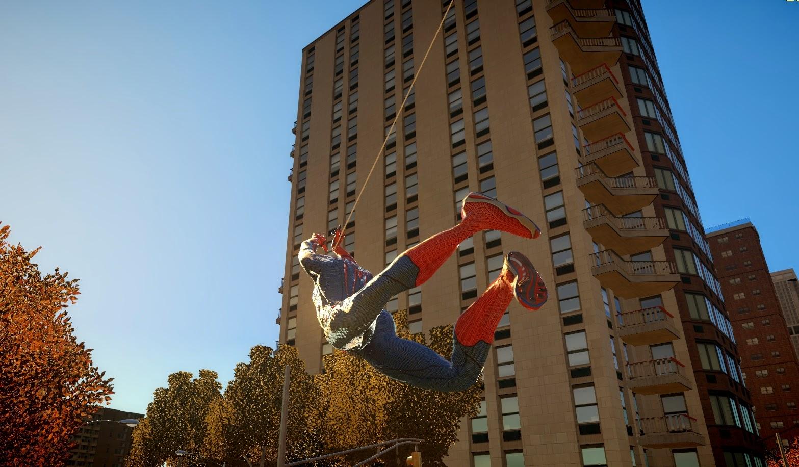 GTA X Scripting Spiderman IV GTA IV Mod By Bob Lester