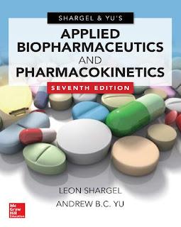 Applied biopharmaceutics & Pharmacokinetics - 7th Edition pdf free download