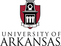This is the logo of University of Arkansas
