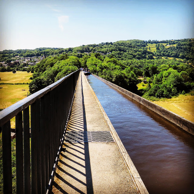 North Wales Points of Interest: Pontcysyllte Aqueduct