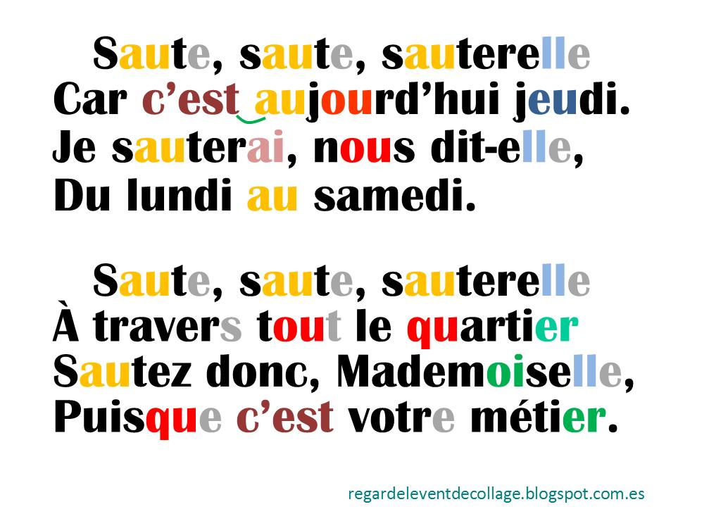Regardelevent Décollage 18 Poema La Sauterelle 1
