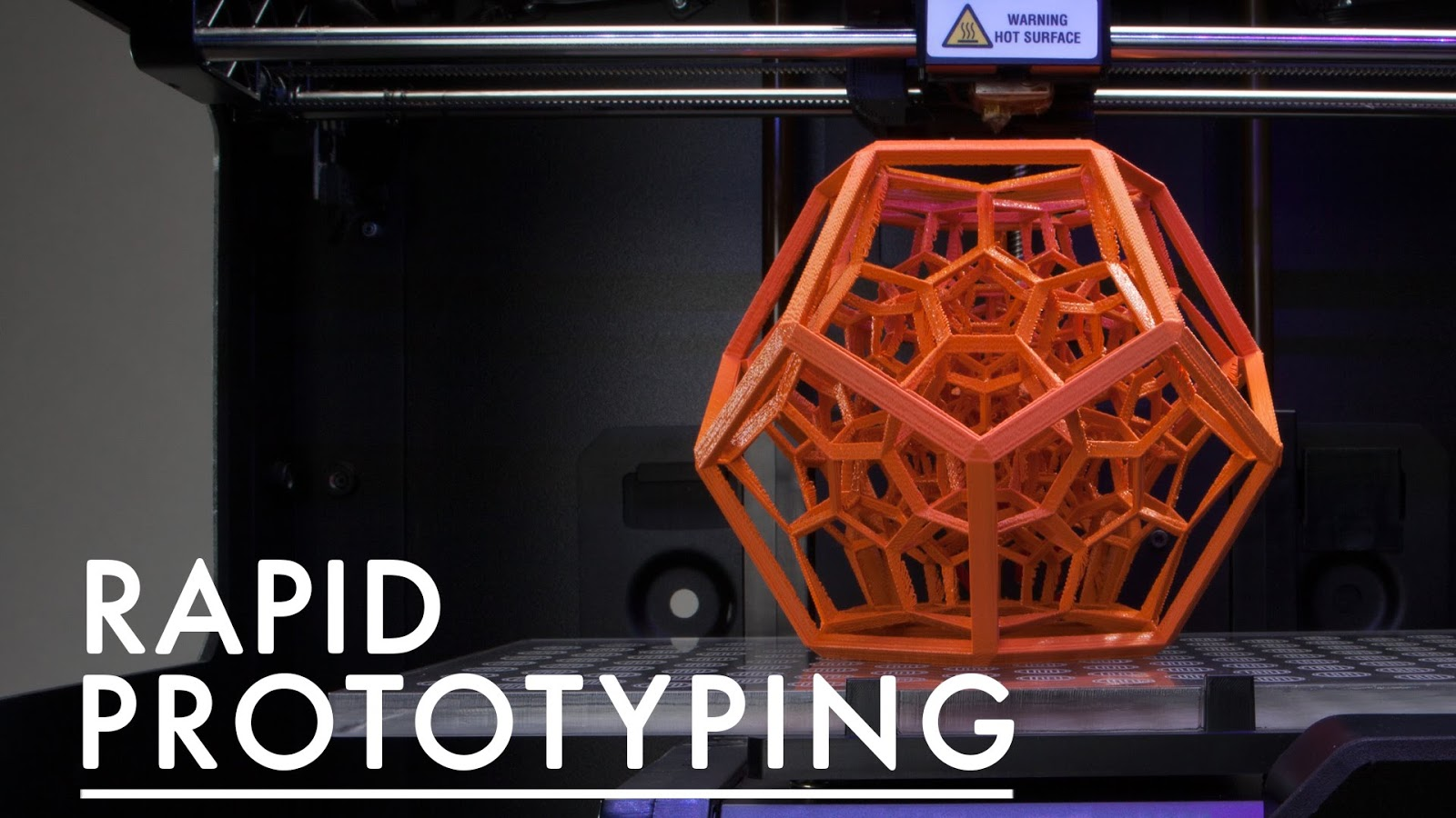 Why Rapid Prototyping