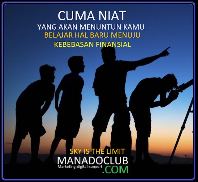 Belajar strategi pemasaran digital di Manado