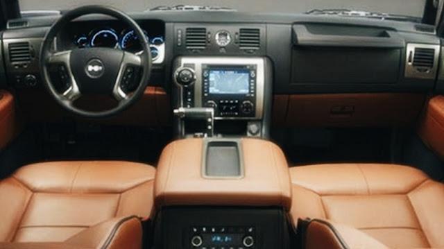2017 Hummer H3 Redesign
