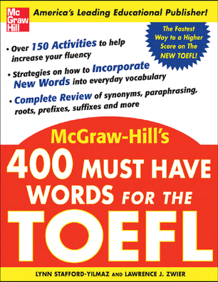 400 Must-Have Words for the TOEFL Free Download