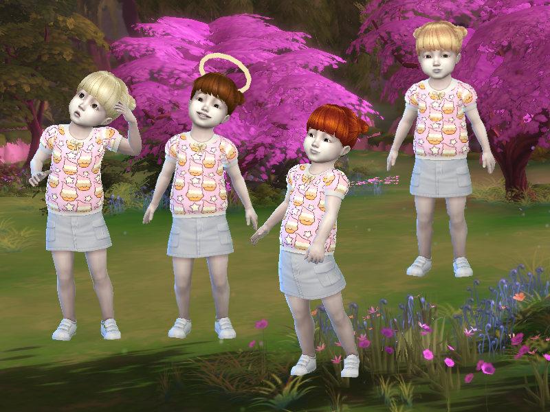 Die Besten Cc Für Kleinkinder In Sims 4 Pandas Cc Alienpanda