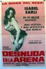 Desnuda en la arena: Furia sexual (1969)