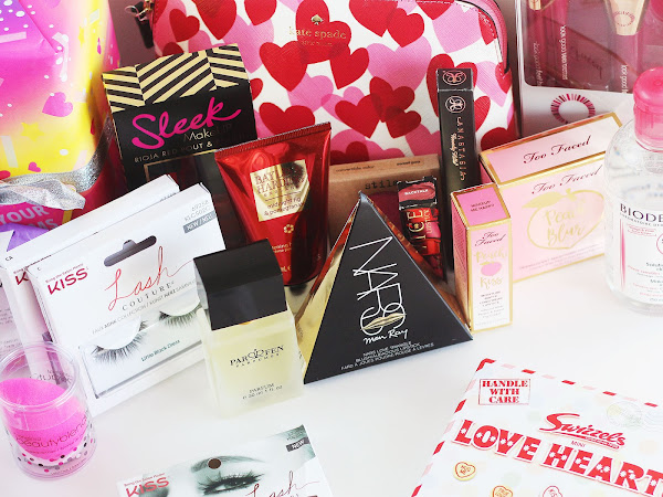 VALENTINES DAY GIVEAWAY | With Alix Anna!