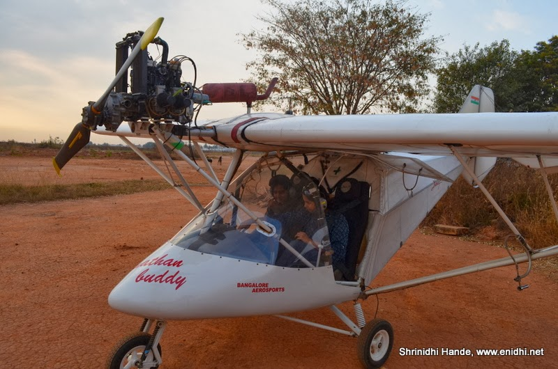 Microlight flying in Bangalore FAQs - eNidhi India Travel Blog