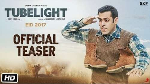 Tubelight 2017 Hindi HD Official Teaser 720p