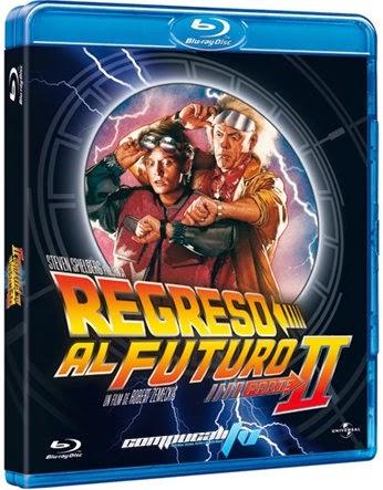 Volver al Futuro 2 (1989) HD 1080p Latino