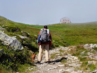 ツール・ド・モンブラン バルム峠 Col de Balme(2191 m)
