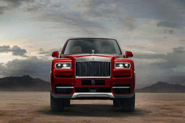 Rolls-Royce Cullinan Price MSRP