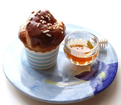 brioche + miele