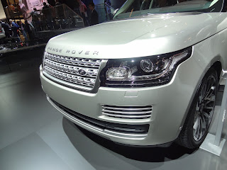 2013 Range Rover 4 test drive and review