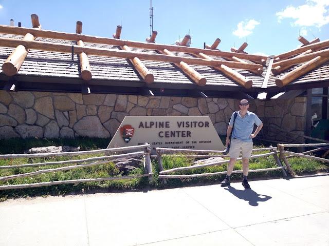 מרכז המבקרים האלפיני