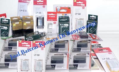 Jual Baterai kamera Banyuwangi