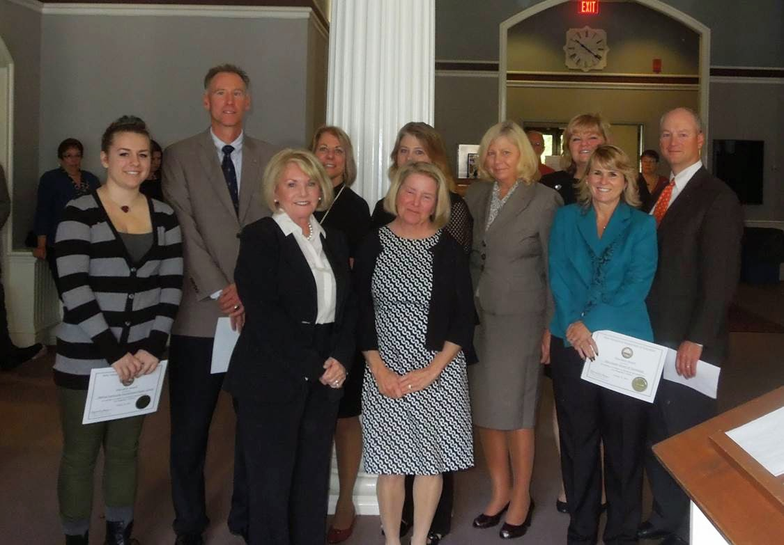 Bakersville, MST honored by NH Department of Education