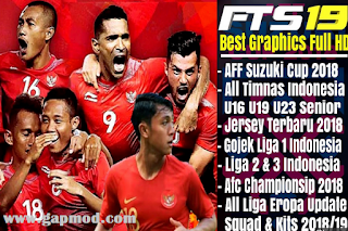 FTS Mod AFF Suzuki Cup v2 & All Europe Update Transfer 2019