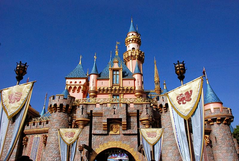 Sleeping Beauty Castle, Disneyland Park, California