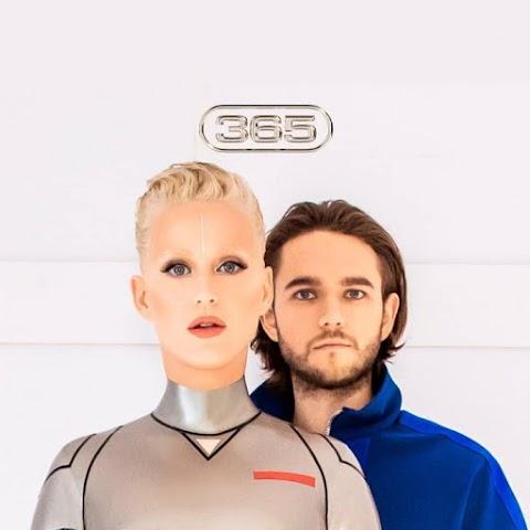 365 Lyrics by Zedd : Katy Perry