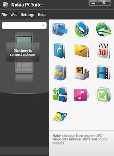 Cara Menjadikan Hp Nokia Sebagai Modem Komputer
