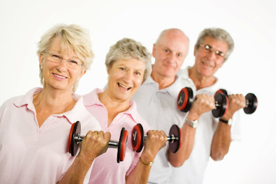 Easy Exercises for Elderly People - El Paso Chiropractor