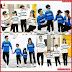 AKC018S201 Sweater Couple ABJAD Anak 018S201 Keluarga STAR BMGShop