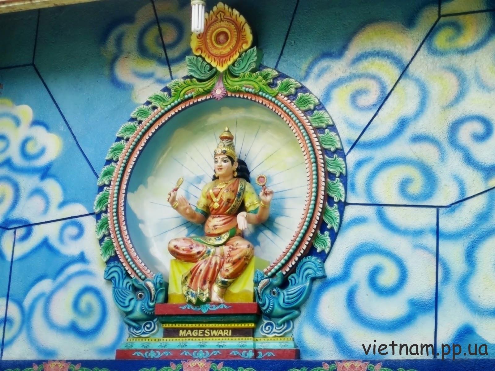 Божество хинди:Mageswari