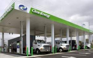 Many Trucking Companies Testing Natural Gas Conversion