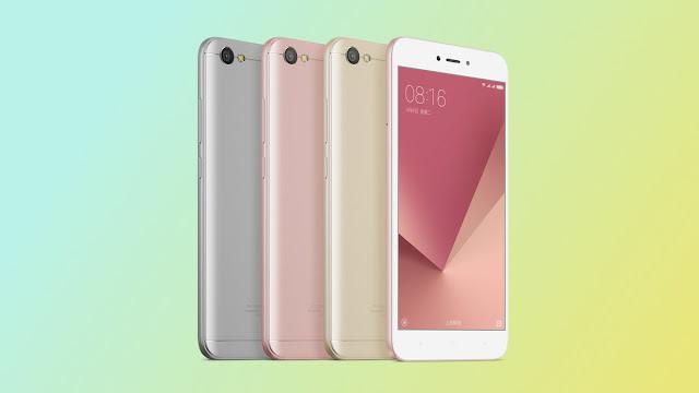 Xiaomi Redmi Note 5A images