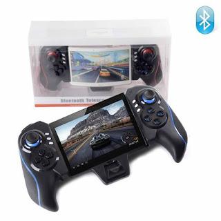 joypad gamepad bluetooth android ios per tv box tablet telefono on tenck stk-7003