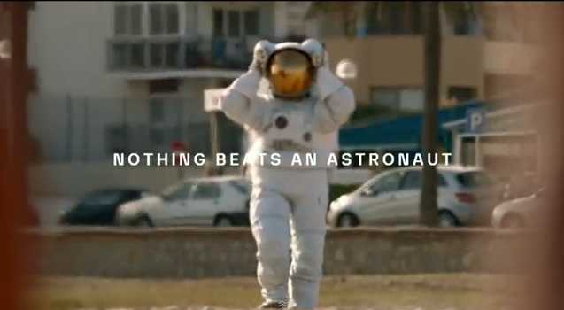 nothing beats an astronaut commercial - photo #3