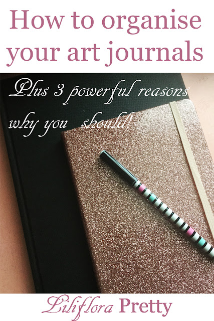 artistic resources, inspiration, sketchbooks, organisation, artist, creative, bullet journaling