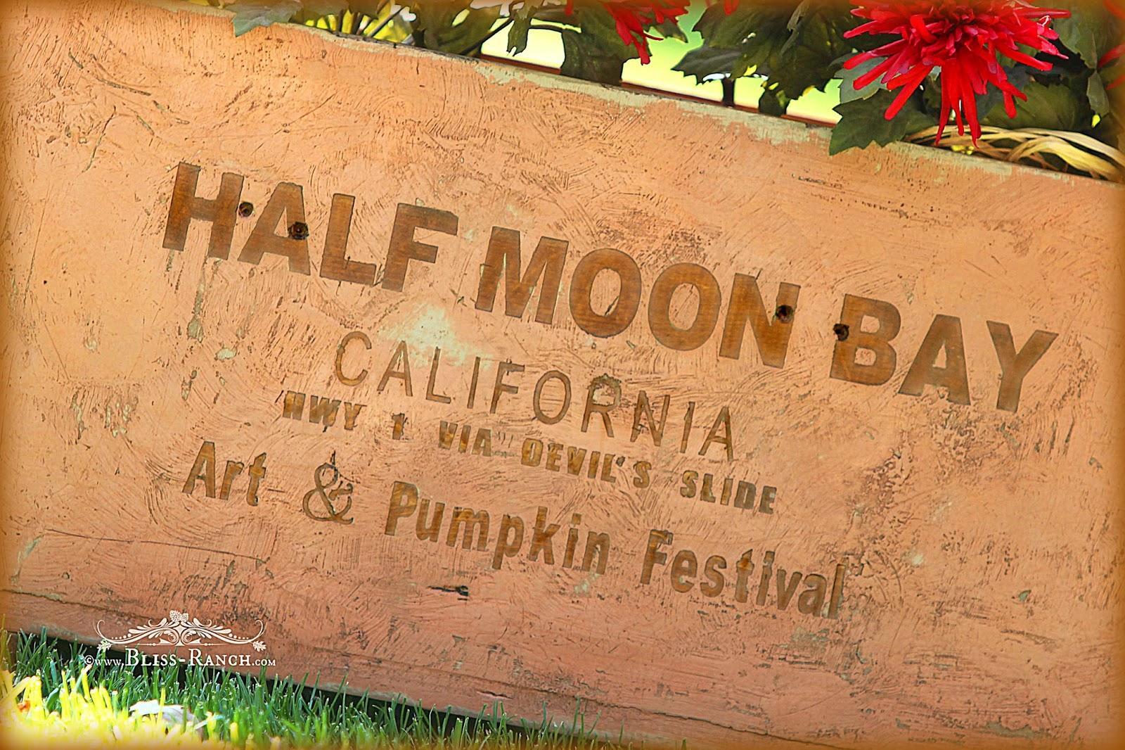 Half Moon Bay California Box Maison Blanche Paint Bliss-Ranch.com