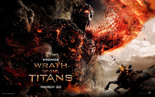 Wrath of the Titans Character Kronos Poster HD Wallpaper