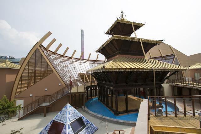 Padiglione Nepal-Expo 2015-Milano